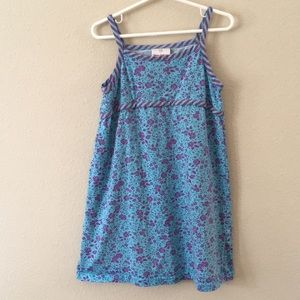 Hanna Anderson sleeveless dress